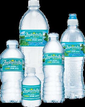Zephyrhills® 100% Natural Spring Water