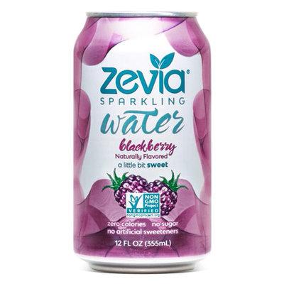 Zevia Blackberry Sparkling Water