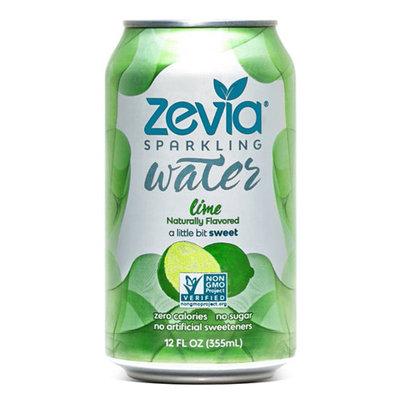 Zevia Lime Sparkling Water