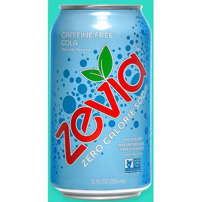 Zevia Zero Calorie Caffeine Free Cola Soda Soft Drink