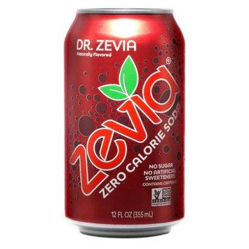 Zevia Zero Calorie Dr. Zevia Soda Soft Drink