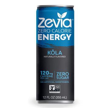 Zevia Zero Calorie Kola Energy Drink