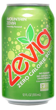 Zevia Zero Calorie Mountain Zevia Soda Soft Drink