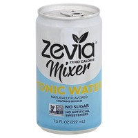 Zevia Zero Calorie Tonic Mixer Water