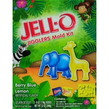 JELL-O Jigglers Zoo Mold Kit