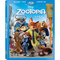 Zootopia (blu-ray/dvd) (digital Copy)