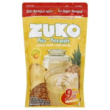 Zuko Instant Powder Drink - Pineapple
