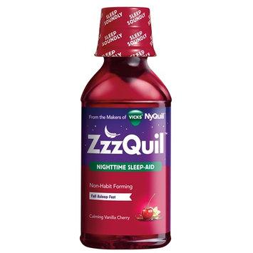 ZzzQuil™ Calming Vanilla Cherry Liquid