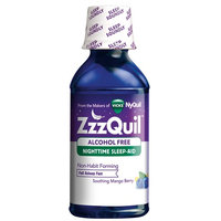 ZzzQuil™ Soothing Mango Berry Alcohol Free Liquid