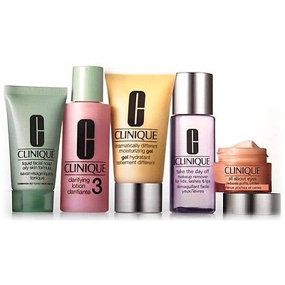 Clinique Daily Essentials Skincare Set