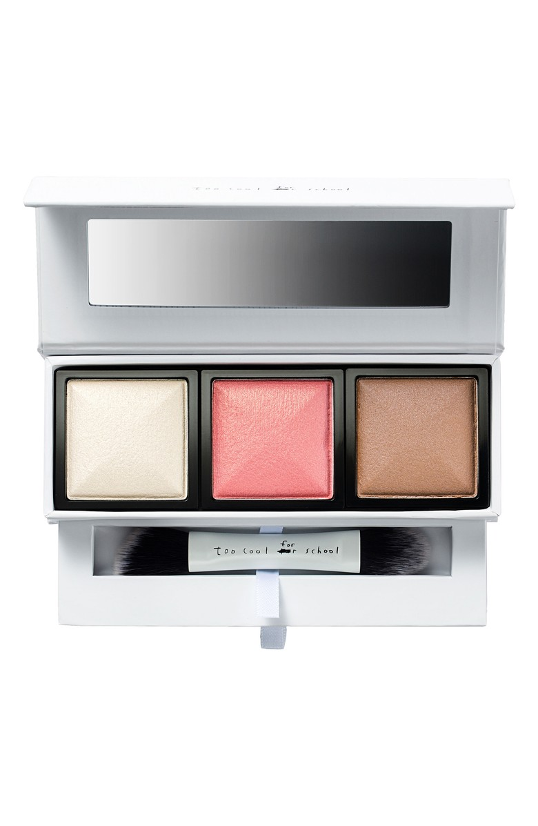 too cool for school Dinoplatz Triceratops Makeup Palette