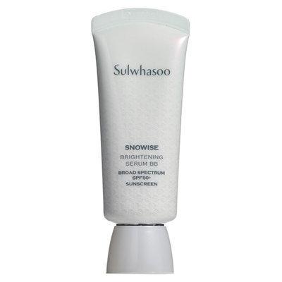 Snowise Brightening Serum BB Broad Spectrum Sunscreen SPF50+, 1.0 oz. Sulwhasoo