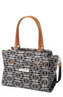 Petunia Pickle Bottom Statement Satchel Tote Diaper Bag Constellation