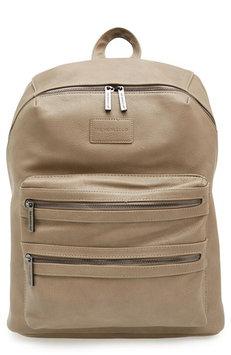 The Honest Co. Honest City Backpack Diaper Bag in Elephant Grey