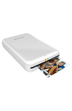 Polaroid - Zip Mobile Printer - White