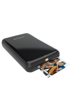 Polaroid - Zip Mobile Printer - Black