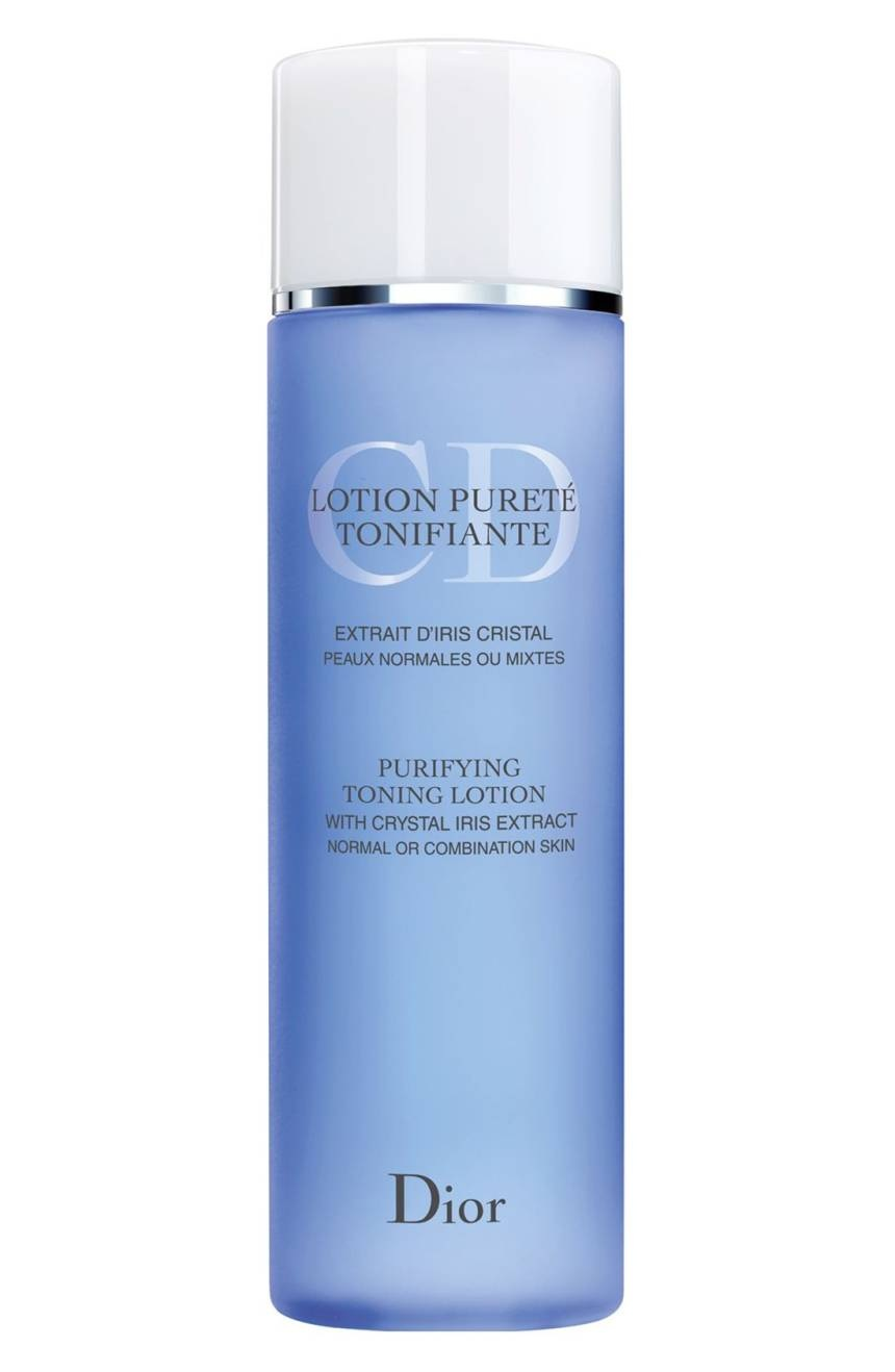Dior Purifying Toning Lotion for Normal or Combination Skin