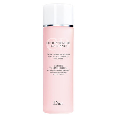 Dior Gentle Toning Lotion For Dry or Sensitive Skin
