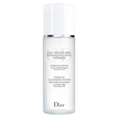Dior Instant Cleansing Water for All Skin Types