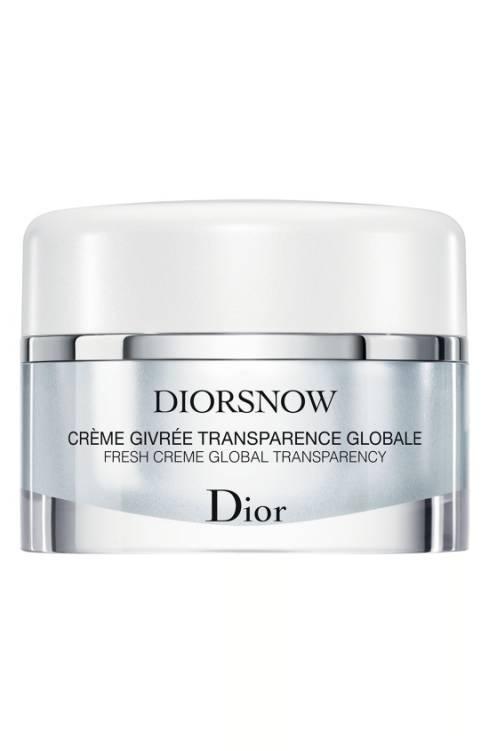 Diorsnow Diorsnow Fresh Crème Global Transparency