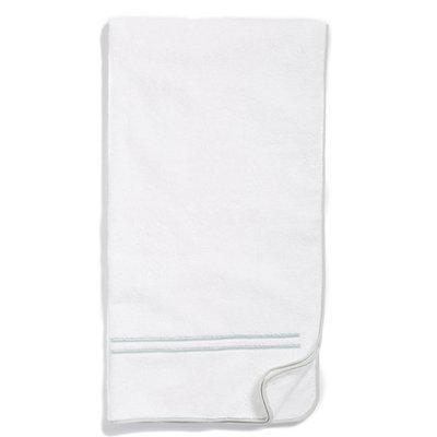 KASSATEX 'Broderie' Turkish Cotton Bath Towel