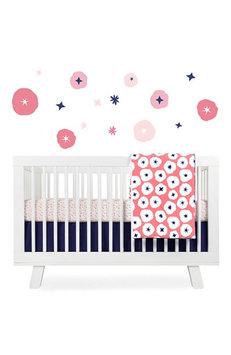 Million Dollar Baby Babyletto In Bloom 4-Piece Crib Bedding Set