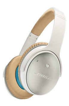 Bose QuietComfort 25 Acoustic Noise Cancelling headphones In White for Samsung