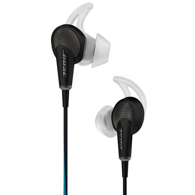 Bose QUIETCOMFORT® 20 BLACK QuietComfort 20 headphones for Samsung - Android, Black