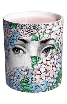 Neiman Marcus Fornasetti - Large Scented Candle - Ortensia