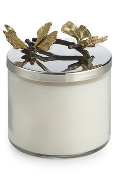 Butterfly Ginkgo Candle - Michael Aram