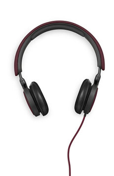 B & O Play by Bang & Olufsen - H2 Over-Ear Headphones - Deep Red
