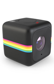 Polaroid POLCPBK Cube+ Sports Lifestyle Action Video Camera - Black