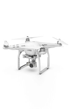 DJI 'Phantom 3 Advanced' Flying Quadcopter with 2.7K Camera and 3 Axis Gimbal - White