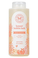 The Honest Company Deeply Nourishing Bubble Bath Apricot Kiss