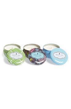 Aqua de Soi Candle Tins (Set of 3)