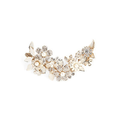 Wedding Belles New York 'Mary Beth' Hair Comb - Metallic