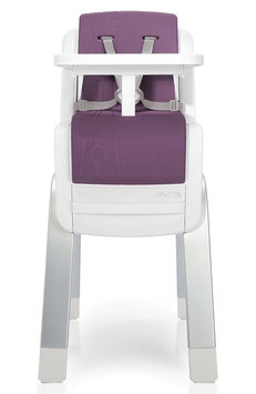 Nuna ZAAZ High Chair - Plum