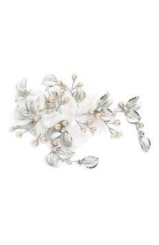 Wedding Belles New York 'Genevive' Crystal Hair Comb - Metallic