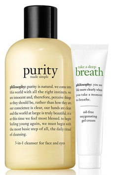Philosophy Purity & Take A Deep Breath Duo