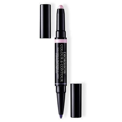 Dior Diorshow Color & Contour Eyeshadow & Liner Duo
