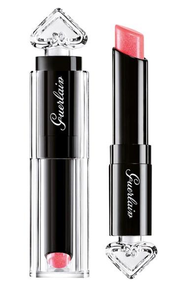 Guerlain La Petite Robe Noire Lip Colour, My First Lipstick