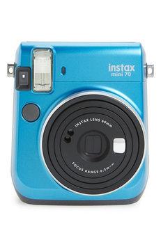 Fujifilm 16496081 INSTAX MINI 70 ISLAND BLUE