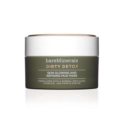 Bare Escentuals bare Minerals Skinsorials Dirty Detox Skin Glowing & Refining Mud Mask