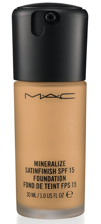 M.A.C Cosmetic Mineralize Satinfinish SPF 15 Foundation
