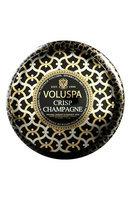 Voluspa - Maison Noir Printed Tin - Crisp Champagne