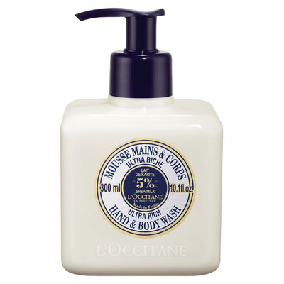 L Occitane L'Occitane Ultra Rich Hand And Body Wash 300ml