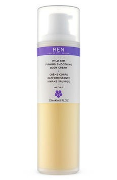 REN Wild Yam Firming and Smoothing Body Cream 200ml