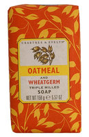 Crabtree & Evelyn Heritage Oatmeal & Wheatgerm Milled Soap 158g