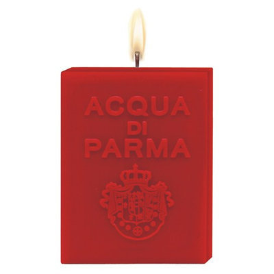 Acqua Di Parma Large Cube Candle Spicy Accord Fragrance