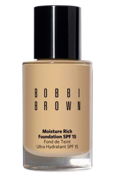 Bobbi Brown Moisture Rich Foundation SPF 15